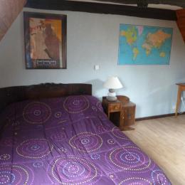 Chambre 2 - Location de vacances - Sabadel-Lauzès