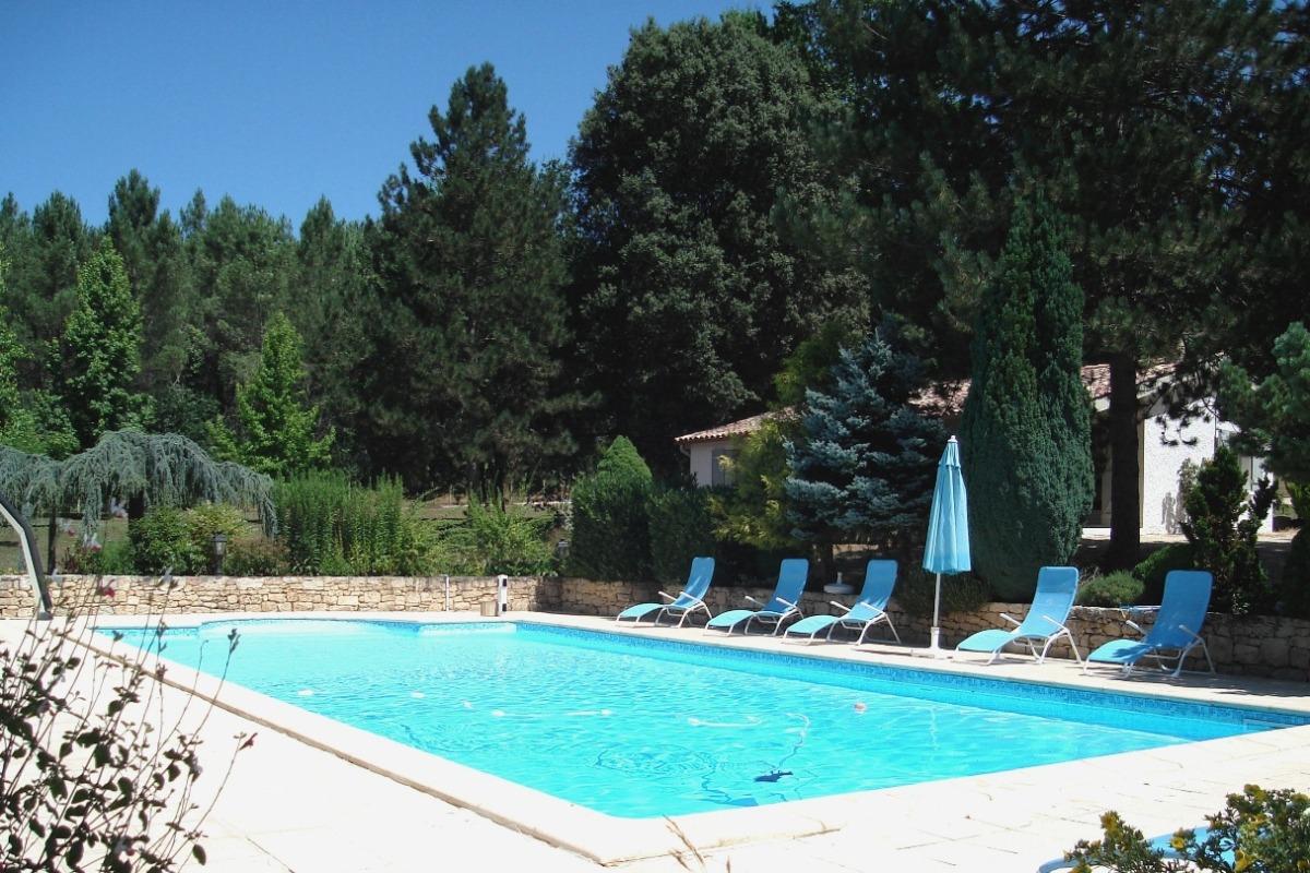 - Location de vacances - Lacapelle-Biron