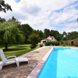 - Location de vacances - Réaup-Lisse