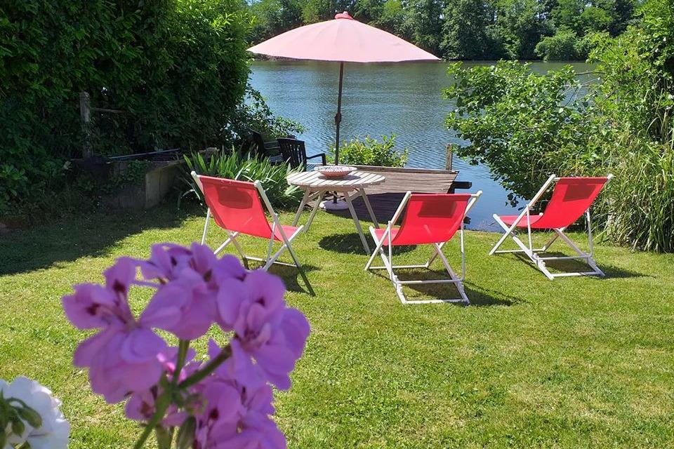 le gîte et le Lot - Location de vacances - Sainte-Livrade-sur-Lot