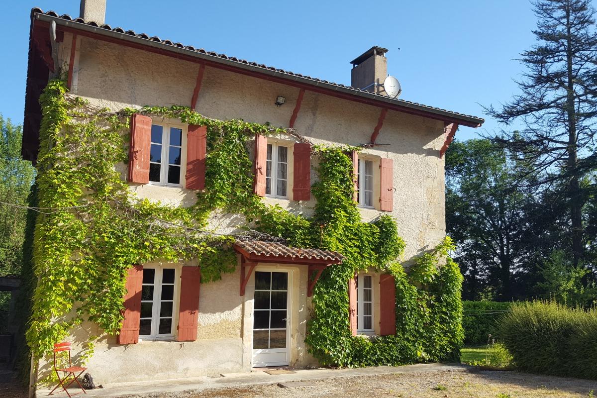 LE PAVILLON - Location de vacances - Montignac-de-Lauzun