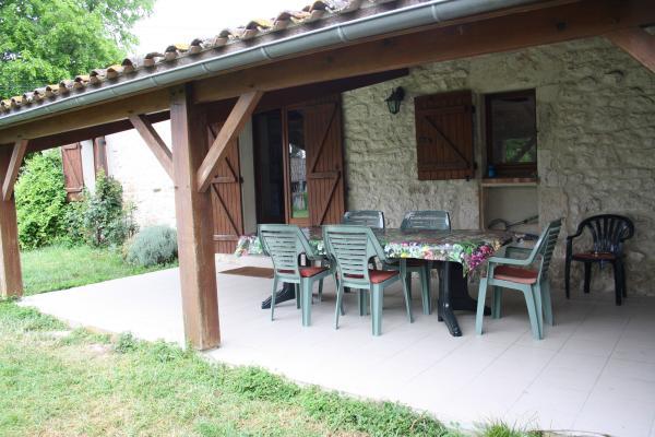 le séjour - Location de vacances - Loubès-Bernac