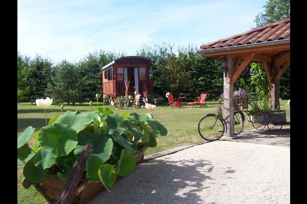 Le Jardin - Location de vacances - Le Temple-sur-Lot