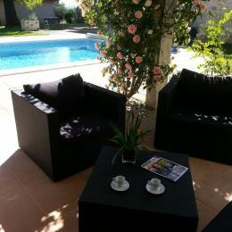 Salon de la Piscine - Location de vacances - Layrac
