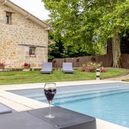 La salle à manger séjour - Location de vacances - Lavergne