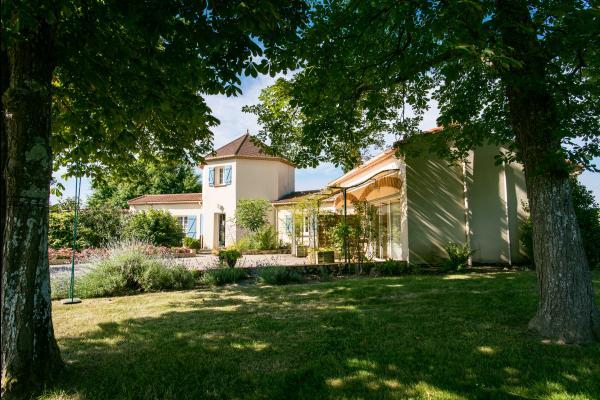 Au gîte les vignes de Michelet, ouvrez le parenthèse nature - Location de vacances - Buzet-sur-Baïse