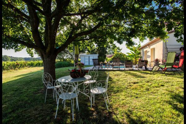Pour des moments de lecture ou de détente à Michelet  - Location de vacances - Buzet-sur-Baïse