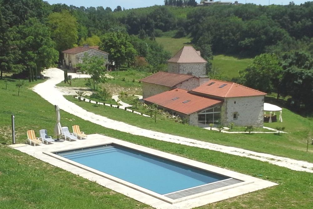 - Location de vacances - Saint-Hilaire-de-Lusignan