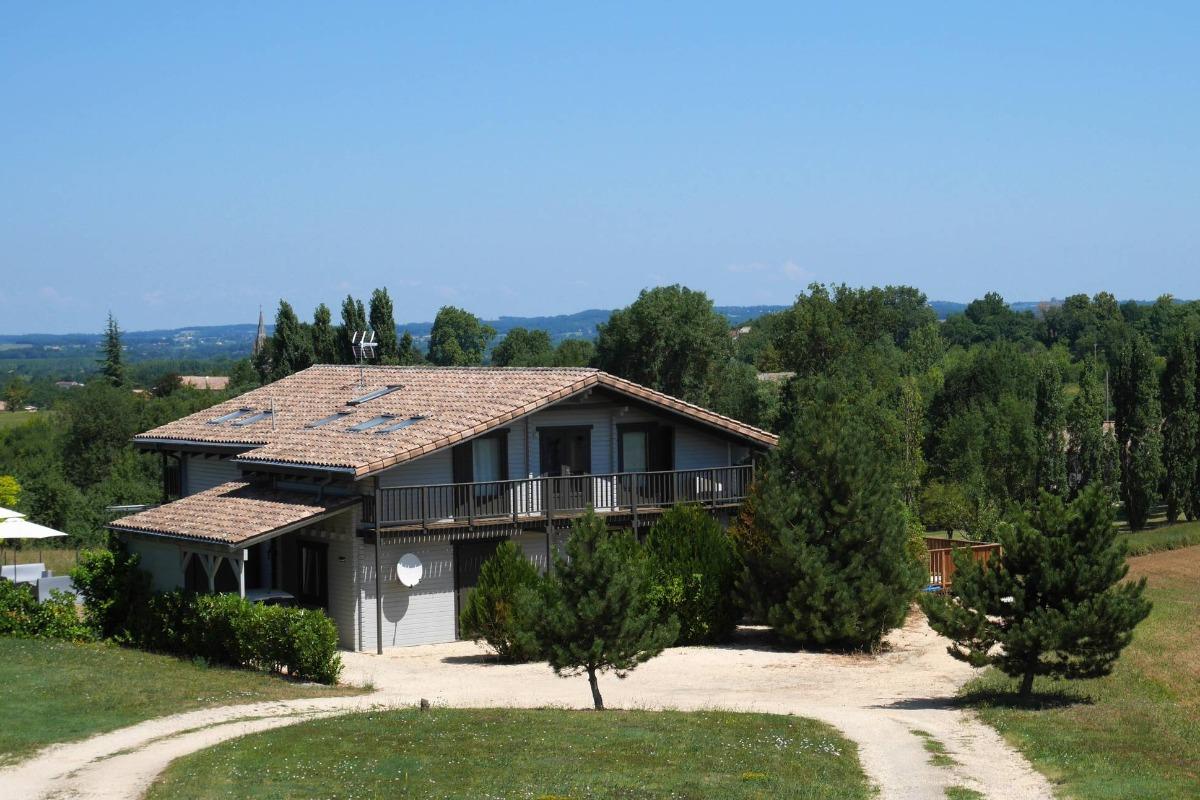 - Location de vacances - Saint-Étienne-de-Villeréal