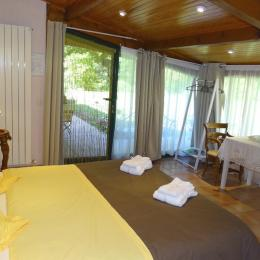 - Chambre d'hôtes - Saint-Martin-Curton