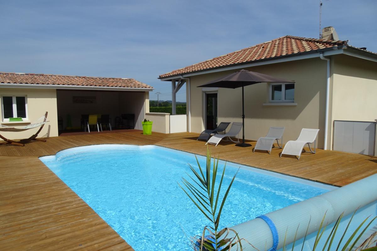- Location de vacances - Montesquieu