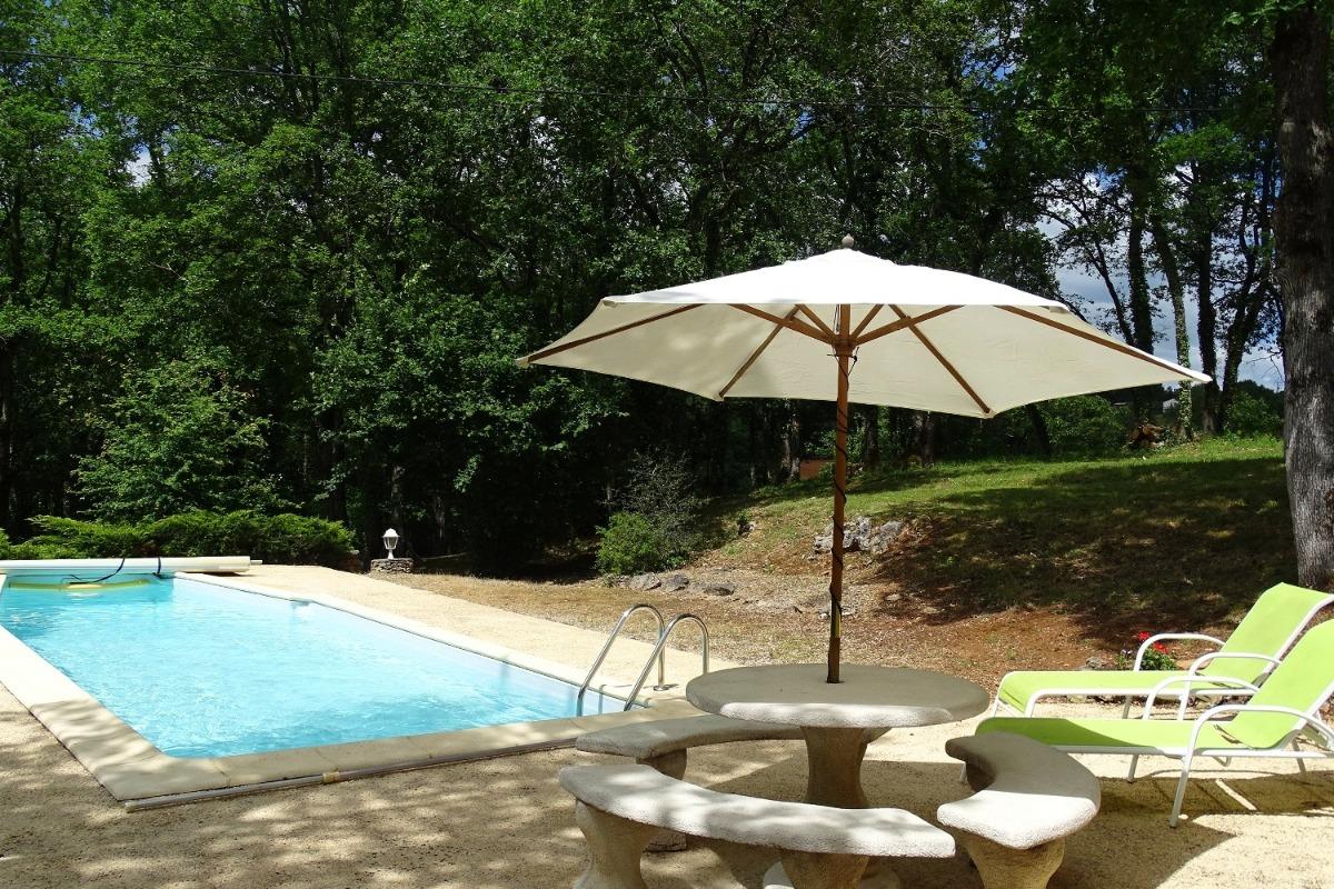 - Location de vacances - Blanquefort-sur-Briolance