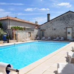 vue d'ensemble - Location de vacances - Penne-d'Agenais