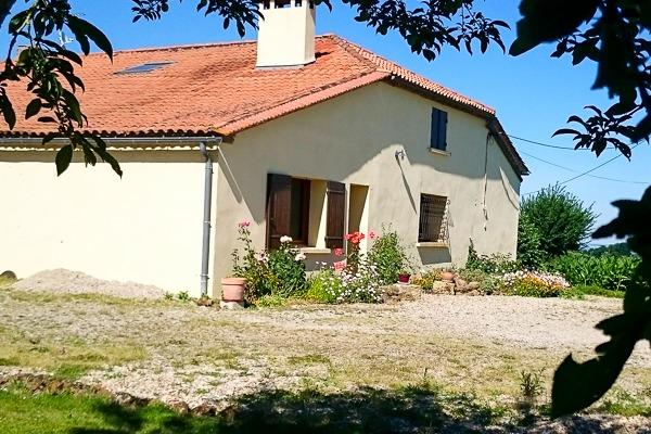La maison - Chambre d'hôtes - Guérin