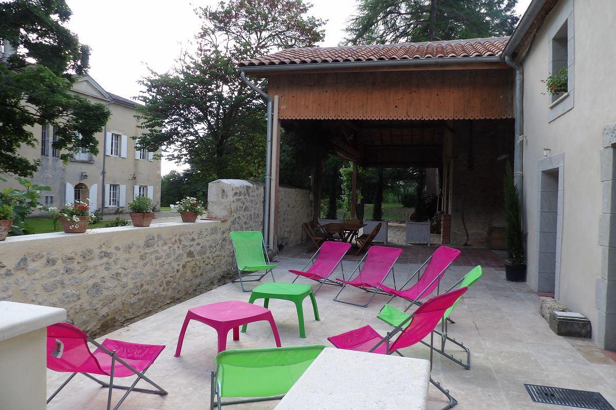 - Location de vacances - Barbaste