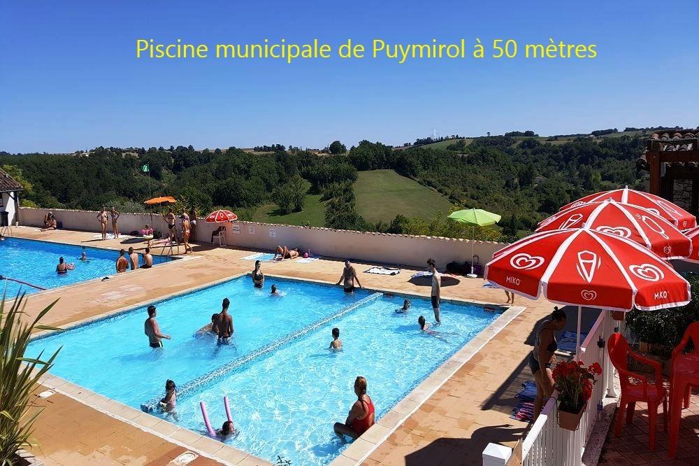 - Location de vacances - Puymirol