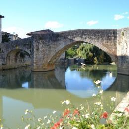 Pont vieux- Nérac - Chambre d'hôtes - Nérac