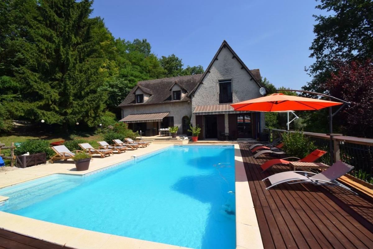 - Location de vacances - Villeneuve-sur-Lot