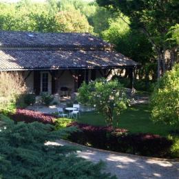 Le Gîte - Location de vacances - Lauzun