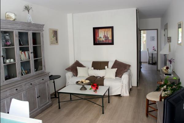 salon détente  - Location de vacances - Agen