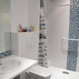 1°/salle de bain  - Location de vacances - Agen