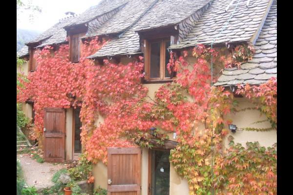 gites automne - Location de vacances - Le Pont de Montvert