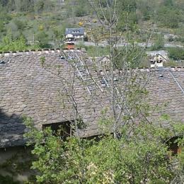 toitures gites - Location de vacances - Le Pont de Montvert