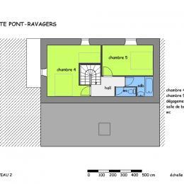 Salle de bain - Location de vacances - Sainte-Croix-Vallée-Française