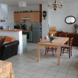 Chambre 1 - Location de vacances - Saint-Léger-de-Peyre