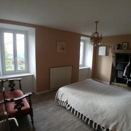 Chambre 3 - Location de vacances - Saint-Léger-de-Peyre