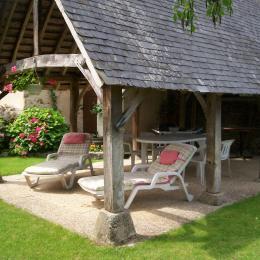 l'abri du jardin - Location de vacances - Marcé
