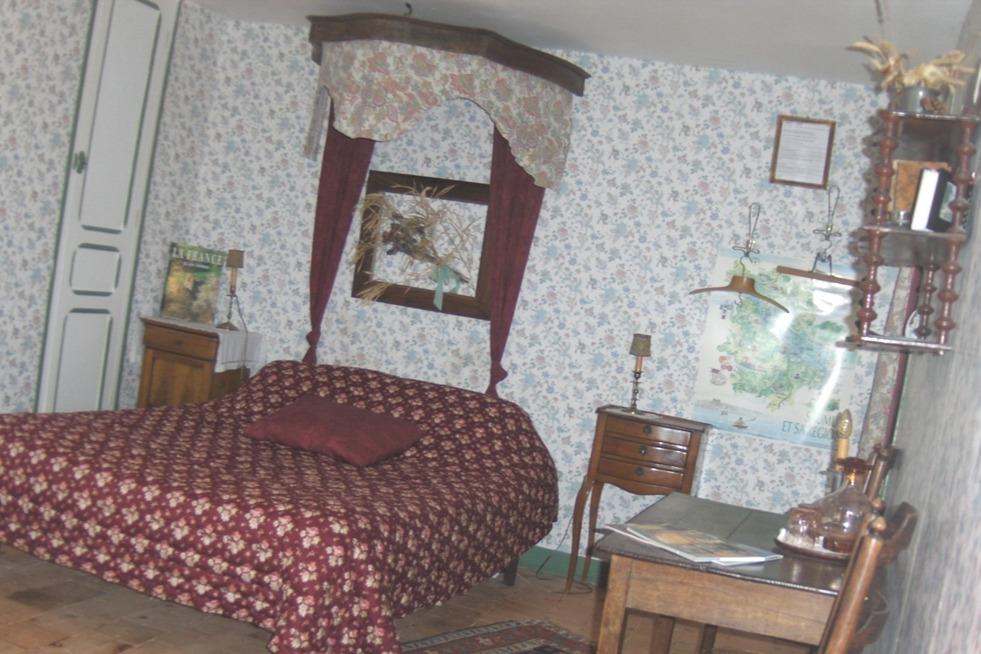 Chambre Camélia - Chambre d'hôtes - Saumur St Lambert Des Levees