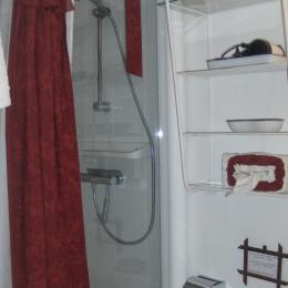 la chambre - Chambre d'hôtes - Saumur St Lambert Des Levees