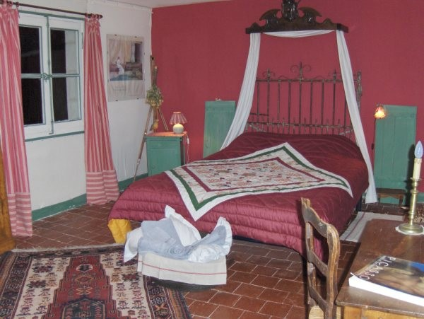 chambre parentale - Chambre d'hôtes - Saumur St Lambert Des Levees
