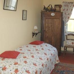 2ème chambre  - Chambre d'hôtes - Saumur St Lambert Des Levees
