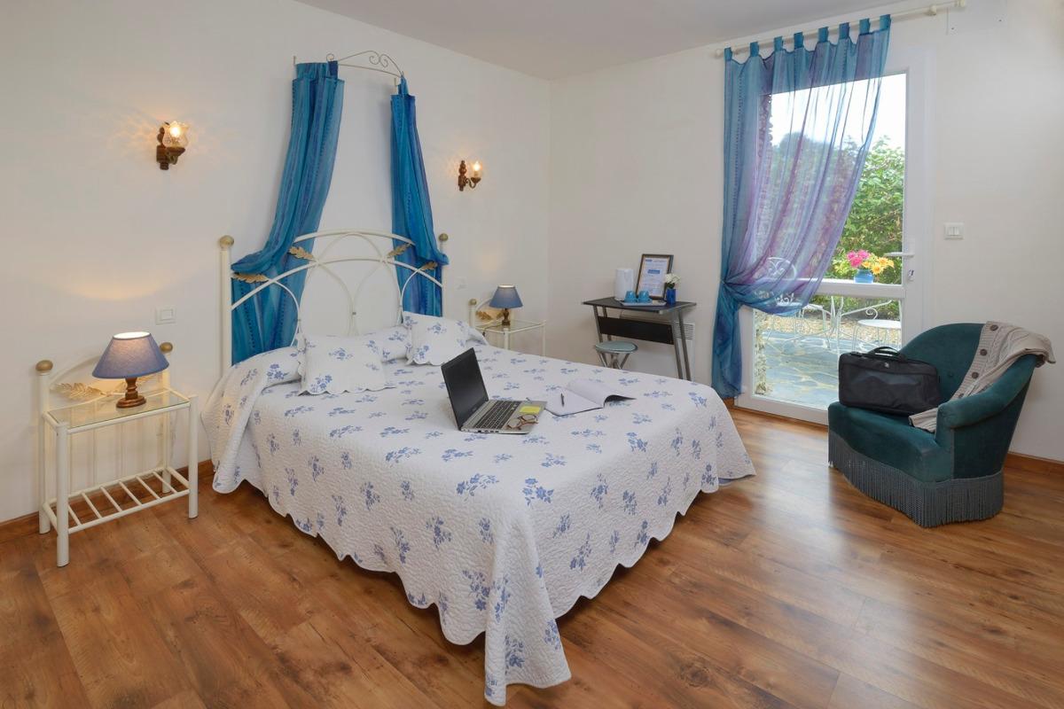 Chambre hirondelle - Chambre d'hôtes - Segré-en-Anjou Bleu