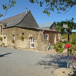 Domaine de la cour - Chambre d'hôtes - Sainte-Gemmes-d'Andigné