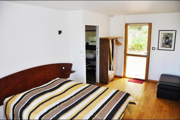 La chambre Chevreuil - Chambre d'hôtes - Chênehutte-Trèves-Cunault