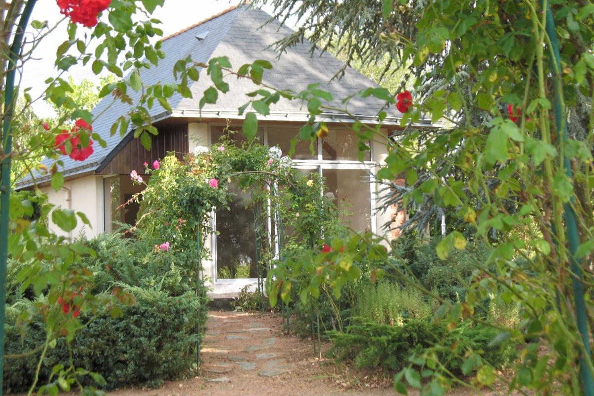 Survol du gîte et de la propriété - Location de vacances - Bellevigne-en-Layon
