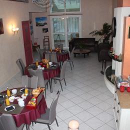 Petits déjeuners - Chambre d'hôtes - Chemillé en Anjou
