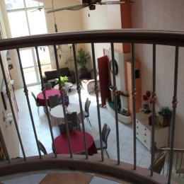 Salle de réception - Chambre d'hôtes - Chemillé en Anjou