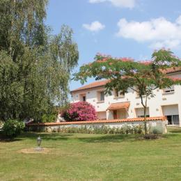 Maison - Chambre d'hôtes - Chemillé en Anjou
