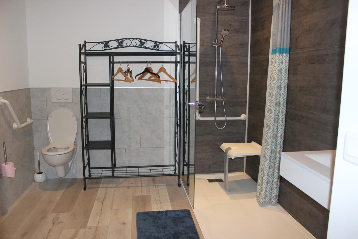 chambre sauge - Chambre d'hôtes - Chemillé en Anjou