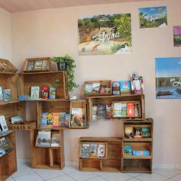 coin documentation - Chambre d'hôtes - Chemillé en Anjou