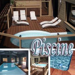 Notre 2sde des 5 chambres - capacité (4 places). Le site comporte 15 places au total avec piscine - Chambre d'hôtes - Saint-Germain-sur-Moine