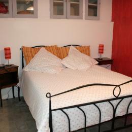 chambre parentale - Location de vacances - Montreuil-Bellay