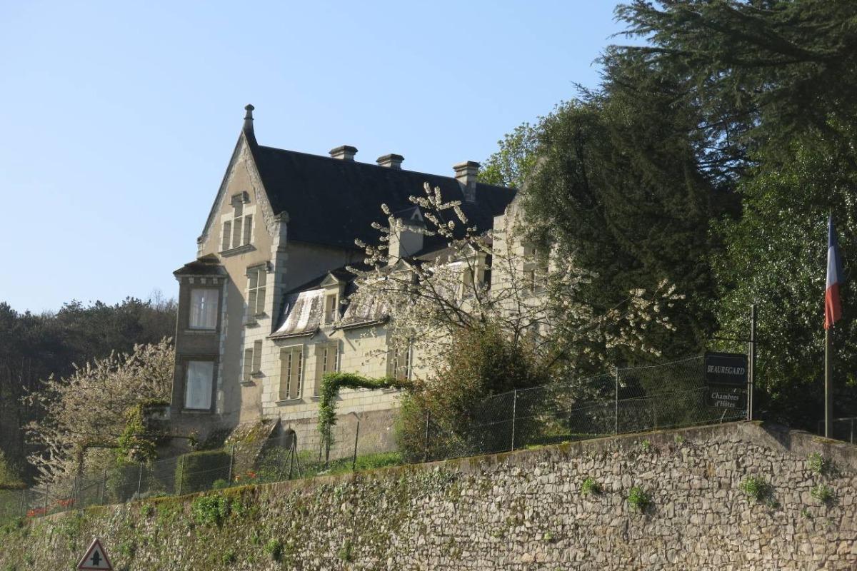 La Chambre Grèves - Chambre d'hôtes - Chênehutte-Trèves-Cunault