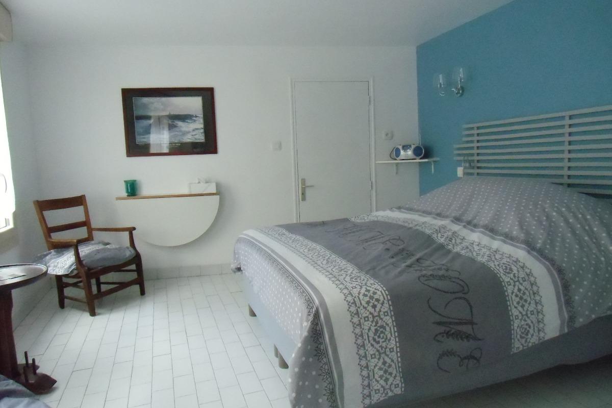 la chambre - Chambre d'hôtes - Montreuil-Bellay