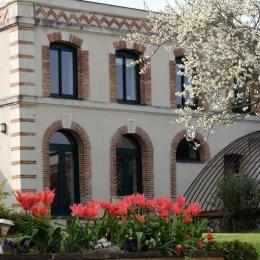 L'Orangerie  - Location de vacances - Val-du-Layon