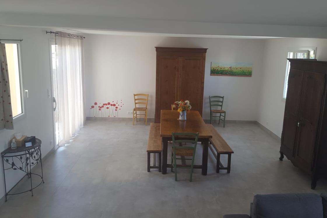 Salle à manger - Location de vacances - Briollay